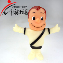 Eco-friendly cartoon figure custom great promotional gifts