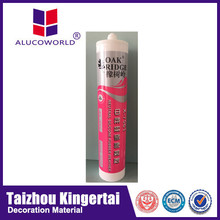 Alucoworld fast delivery auto glass abro silicone sealant with small tube