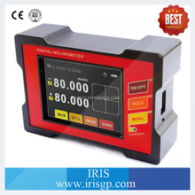 Wireless inclinometer with digital display/ remote angle sensor for industries