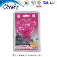 Scented 8ML Membrane Car Air Freshener