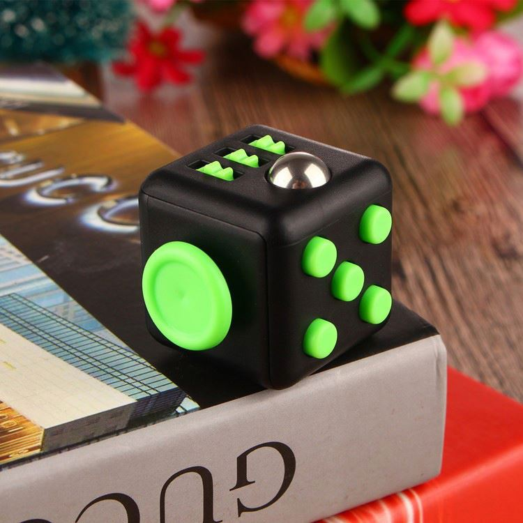 Popular Promotional Magic Fidget Cube Light Magic Cube