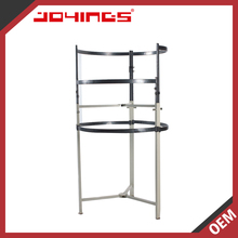 Free Standing Round Space Solution Hotel Clothes Rack