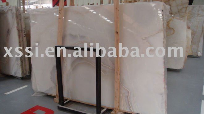 Newest chinese high quality marble beige onyx