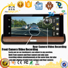 "7"" Android Tablet PC Detachable Double Din Car DVD Player with GPS Navigator WIFI 3G SIM Card WCDMA Network full Touch Screen"