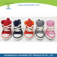 Lovoyager Multifunctional fashionable red dog boots for sports