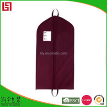 wholesale custom linen garment bag