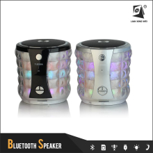 T2099A factory hot 7w bluetooth magic speaker with Light-show Speaker portable music box speaker
