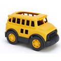 ICTI approved manufacturer promotional plastic toy school bus