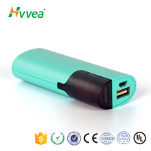 Cheap fashionable lighter shape 2600mAh promotional cute emergency power bank