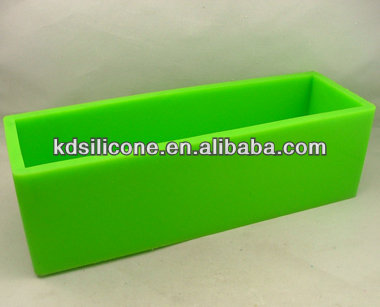 custom handmade DIY silicone soap molds flexible easy to remove