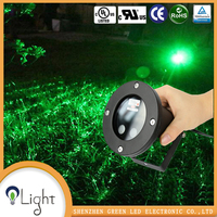 Fashion decoration hot sales mini outdoor laser light show