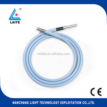 fiber optic cable connector for karls storz stryker light