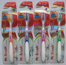 Popular adult tooth brush manufacturer in China
