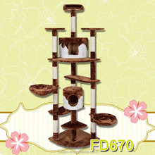 Best sale cat tree with cat scratching post