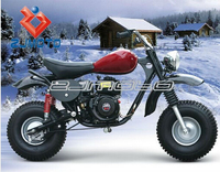 200CC 2-WHEEL ATV ZJMOTO A Chinese Snowmobile Small 2 Wheel ATV Quad bike Pit bike 2-WHEEL ATVs Snowmobile