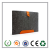 High quality custom popular design felt laptop case for selling