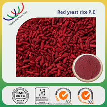 free testing sample GMP HACCP certify monacolin k red yeast rice extract Monascus Purpureus Went