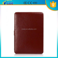High quality leather case for macbook air