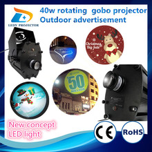 Hot sale New concept 40w rotatable outdoor liquid light projector for sale