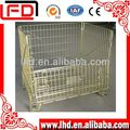 wire mesh container for warehouse