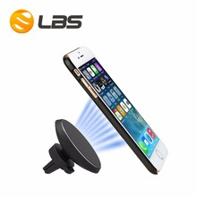 Memory Metal Magnetic Car Holder Wireless Charger Fast Charger for Mobile Phone Car