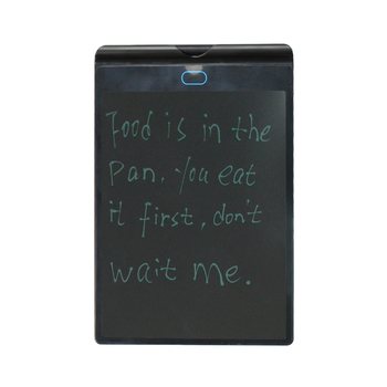 LCD Writing Tablet 8.5-Inch Writing Drawing Board Colorful Writing Tablet Great Gift for Kids-Useful at Office