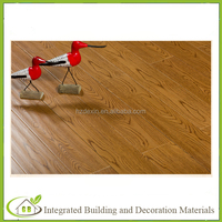 hot sale E0 eco-friendly unfinished engineered red oak wood flooring hardwood flooring