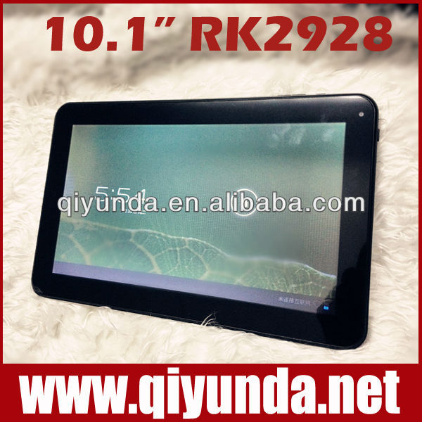 Cheapest Rockchip 2928 10 inch Android in me tablet pc
