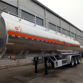 42 CBM Wholesale Low Price Good Performance Crude Fuel Tanker Truck Semi-trailer