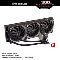 Alseye AA0312 Manufacture Liquid Cooling Radiator