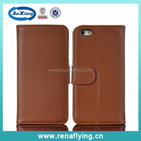 China alibaba water proof leather pu flip phone case for iphone wholesale