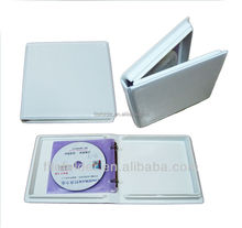 Clear plastic CD case from shenzhen