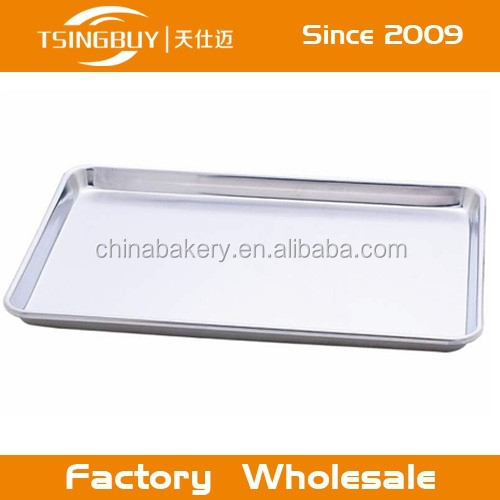 Cookware bread bakery equipment cake baking sheet pan /bread baking pan/full size bun pan