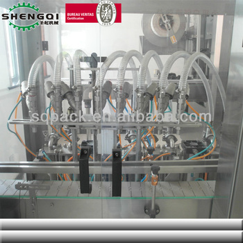 Factory Machines Small Dose Essence Liquid Filling Machine in Cans