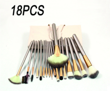 12/18/24pcs Professional Makeup Brushes Tools Accessories High Quality Soft Cosmetics Brush