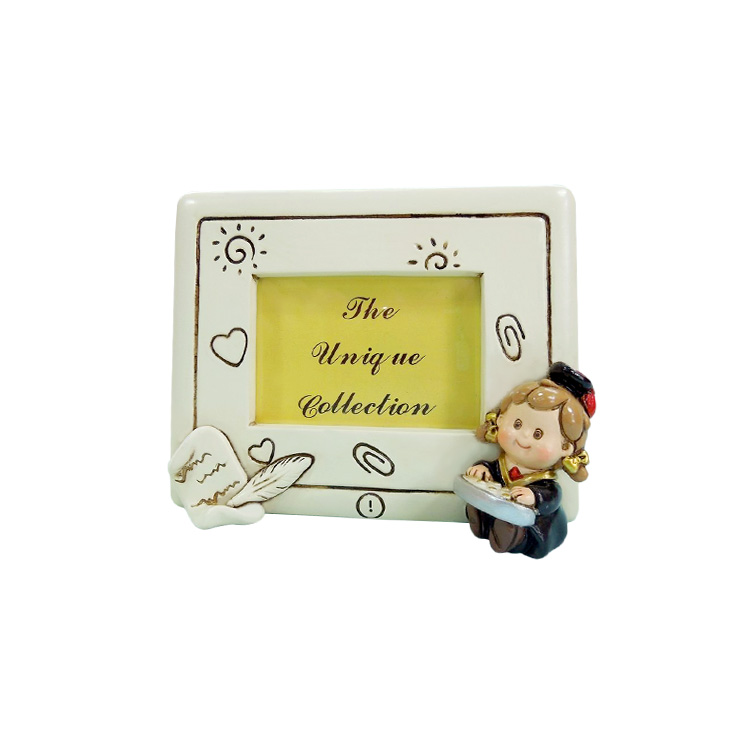 OEM Service Photo Frame Resin Crafts Figurine