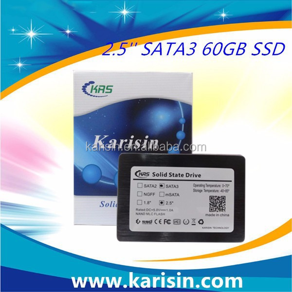 solid state hard drive 60gb ssd hard disk for MINI PC/POS/Game Machine