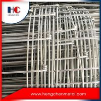 Discount price flexible grassland fence wire mesh panel