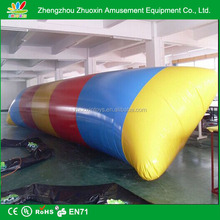 2013 good amusement inflatable sports blob jump / water inflatable blob product