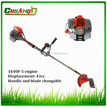 2 stroke kawasaki brush cutter price of rice harvester trimmer head
