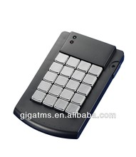 USB 20 keys POS programmable keyboard for POS system