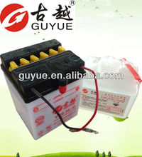 12v best motorcycle battery manufacturer in china YB2.5L-C