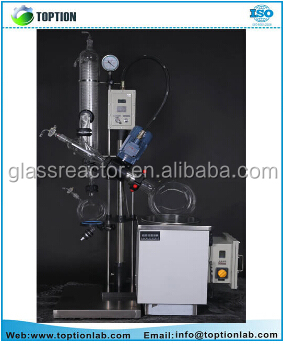Industrial Rotary Vacuum Evaporation System 10L Rotary Evaporator RE-5210A