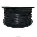 Dimensional Accuracy +/-0.02mm 2.2 LBS 1KG Spool ABS Black 1.75 mm 3D Filament for Most 3D Printer 3D Printing Pen