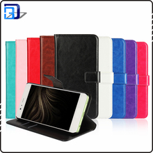 Universal Smart Phone Wallet Style Pu Flip Leather Case Cover For Huawei Mate 7