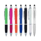 Wholesale Cheap Plastic Customised Twist Ipad Pen With Stylus Top For University