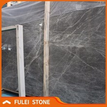 Good Quality Polished Royal Silver Grey Marble
