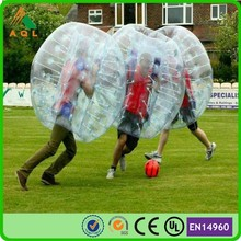 Manufacturer supply1.5m belly bump inflatable ball inflatable belly bump ball