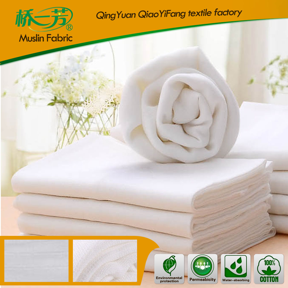 10pcs 25pcs 40pcs muslin diapers scented or unscented OEM welcomed