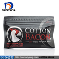 USA original Rebuildable Accessory Wick N Vape Cotton Bacon V2 ecig accessory for rebuildable tank wire